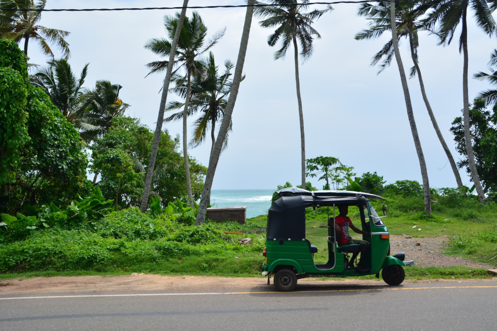 Tuk Tuk on the ICH