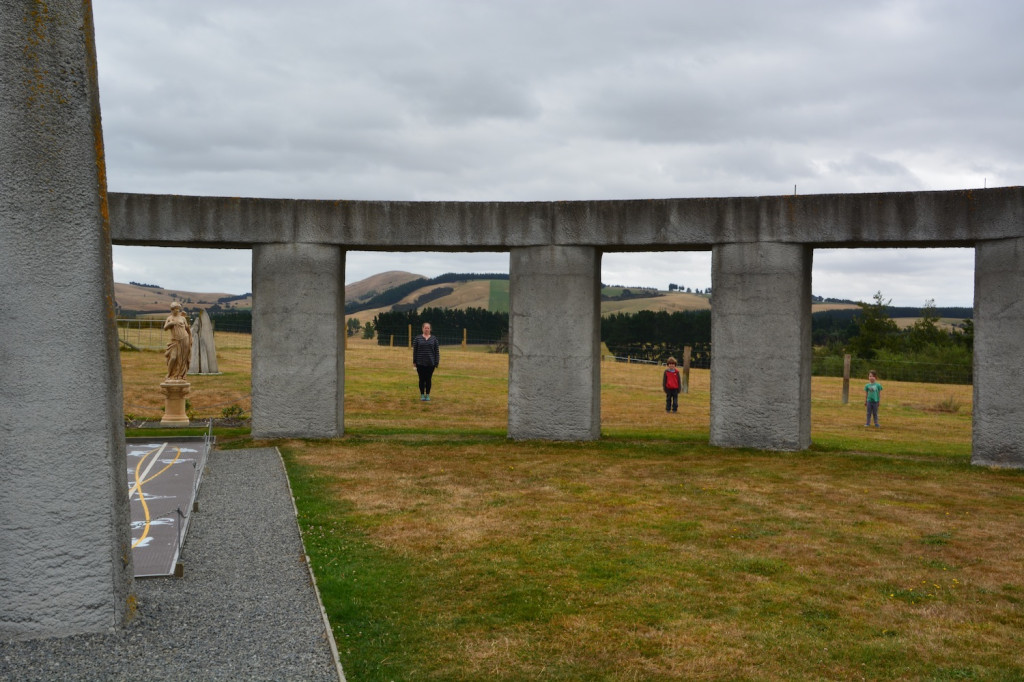 Trying to make sense of Stonehenge Aotearoa